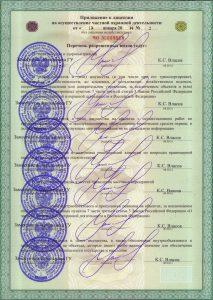 ЧОП «Северо-Западное агентство охраны промышленных объектов-С»